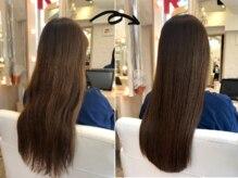 プレーゴ 渋谷店(PREGO)の雰囲気(SNSで話題の髪質改善!!くせ毛&髪のツヤなど根本から綺麗に♪)