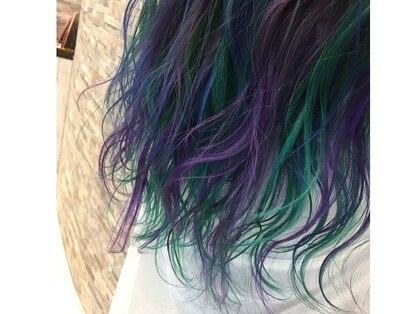 アース 山形店(HAIR&MAKE EARTH)の写真