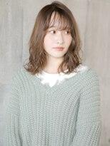 ノエルヘアー(Noel hair)透け感前髪シースルーvol.2