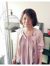 ディアーズ ヘアメイク バイ ラジィ(Dear's hair make by lasie)Kaori
