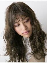 ヘアメイク カシータ(hair make Casita)外国人風~透明感のあるグレージュ