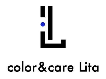 カラーアンドケアリタ(color&care Lita)の写真