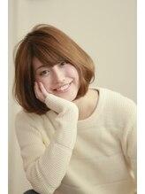 ヘアカラー専門店 スピーディー 自由が丘店(SPEEDY)オレンジ☆ブラウン