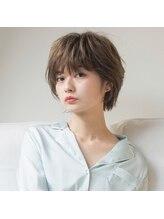 コクーン(Cocoon)【SHUN】クリアアッシュショート #2wayショート#重軽