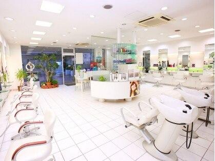 ジョイ美容室 つきみ野店(JOY)の写真