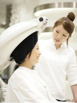 シャンプー Shampoo 成城店の写真/人気有名サロン【TAYA】プロデュースのShampooがさらに進化!【グロストリートメント】でツヤツヤな質感を