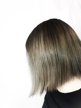 トラヴィス(Hair Resort Travis)の写真/縮毛矯正は髪が傷むイメージありませんか??でも心配いりません!1人1人に合った施術でダメージレスに☆