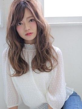アグ ヘアー シーモ 下関店(Agu hair seamo)可愛いに色っぽさを★ヘルシーロング