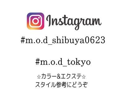 ビューティ スタジオ モッズ トウキョウ(beauty studio M.O.D TOKYO)の写真