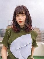 カイコヘアーアンドアートスタジオ(kaiko hair&art studio)Medium Wolf