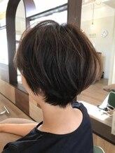 ヘアデザインアンドエステティック リコ(hair design&esthetic rico)ふんわりショート