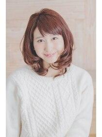ヘアメイク リロウ(hair make relow by Nine9)伸ばしかけヘア