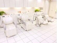 ジョイ美容室 つきみ野店(JOY)の雰囲気(グリーンが多く安らげる空間です。)