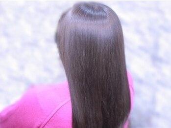 ヴィソップ(V.S.O.P)の写真/髪を傷ませずに染める専門性高い技術・知識を習得し、お客様にご提案!手触りの良い、艶感UPのスタイルへ☆