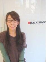 バックステージサカエ(BACK STAGE SAKAE)佐藤 寛子