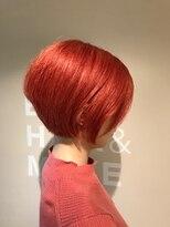 ビスヘアアンドメイク(BIS hair&make)ラウンドグラデーション