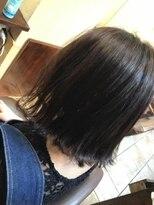 ジェイポイント ヘア クリニカ(J:POINT Hair CLINICA)外ハネスタイル