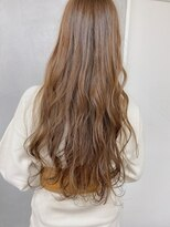 ヌル ヘア デザイン(nullus hair desigh) Chocolate × Superlong