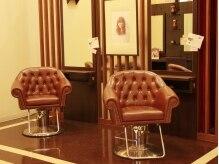 ラフテル(Hair Design Raftel)の雰囲気(ふっかふかのチェアで、長時間座りっぱなしでも楽ちん♪)