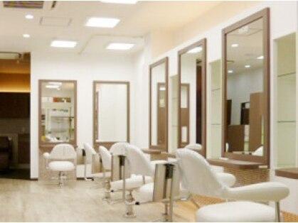 ノブ ヘアデザイン 弘明寺店(NOB hairdesign)の写真