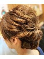 グロウ ヘアデザイン(Grow HAIR DESIGN)#パーティセット
