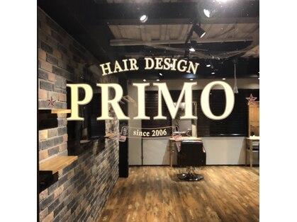 ヘアーメイク プリーモ(hair make PRIMO)の写真