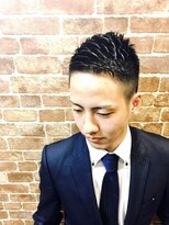 ヒロギンザ 御徒町店(HIRO GINZA)ビジネスショート【ヒロ銀座/御徒町上野店】<理容室>
