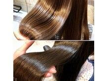ルポ(Repos)の雰囲気(髪質改善コースは誰もが憧れる柔らかい指通りの髪質に♪)