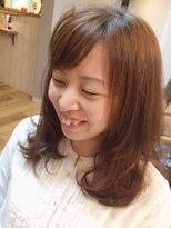 モイヘアーデザイン(moi hair design)ゆるカール
