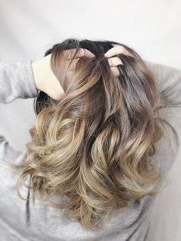 """トラヴィス(Hair Resort Travis)の写真/あなたの""""なりたいイメージ""""を教えてください!イメージに近いパーマスタイルをご提供させて頂きます☆"""