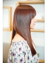 グラスヘア(Grous hair)当店オススメNo.1【☆パサつきおさまる潤いカラー☆】