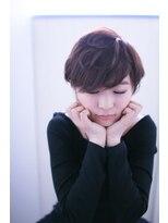 【Wish Hair】ゆるふわショート