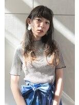 マウロア(MAULOA)【Mauloa】クールガール 大人女子 かっこかわいい ロング