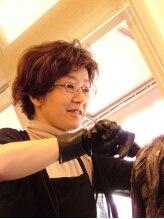 ヘアサロン コマチ(hair salon comachi)熊谷 亜子