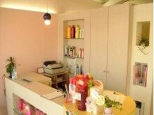 美容室ミミ(MiMi)の雰囲気(アットホームな雰囲気で通いやすい♪)