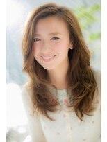 【Euphoria】色っぽ前髪☆外国人風かきあげスタイル☆担当小林