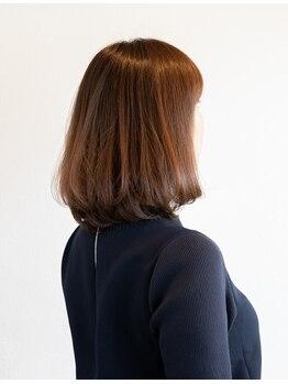 アルボル(arbol)の写真/【大人女性にお勧め☆】年齢とともに増えていく白髪をキレイに艶よくカバーいたします。