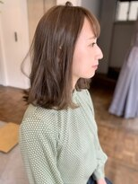 ヘアーアイスカルテット(HAIR ICI QUARTET)春ベージュ × 髪質向上