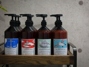 ウルー 博多店(uruu)の写真/『シャンプーからはじまるヘルスケア』毎日していたシャンプーが健康予防、そして予防美容へと…。