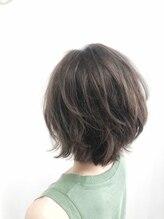 レンガヤ ヘアーデザイン(Rengaya HAIR DESIGN)ショートボブ