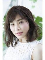 髪質改善ヘアエステ ブリスク(Brisk)軽やか♪大人カジュアル☆夏☆ボブスタイル