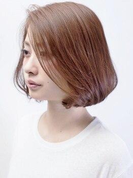 ヘアーフィールズルイス 竪町店(Hair feels LUIS)の写真/グレイカラー用のイルミナカラー新導入!気になる白髪もイルミナカラーで透明感・ツヤ感のある仕上がりに♪