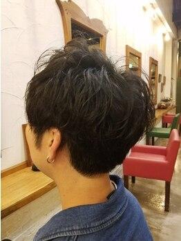 リューズスタジオ(Ryu's STUDIO)の写真/おしゃれメンズはRyu's STUDIOで決まり!さりげなく流行を取り入れた、ナチュラルカッコいいスタイルに♪