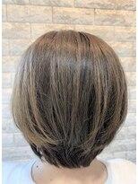 ラバフロー 彩都店(LAVA FLOW)大人の女性のためのショートヘアー