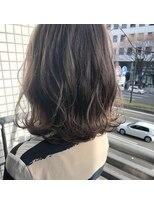 ガーデンヘアー(Garden hair)[外国人風]ハイライトグレージュ