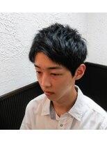 ヘアーメイクサロンアカイシ(hairmake salon AKAISHI)ノン!ツーブロスタイル