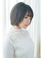 ウィルゴ(VIRGO)【VIRGO】橋元リョウイチ 広瀬すずさん風前髪軽めショートボブ