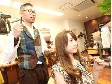 ロジックの雰囲気(丁寧なカウンセリングで、なりたい髪型のイメージを共有!)