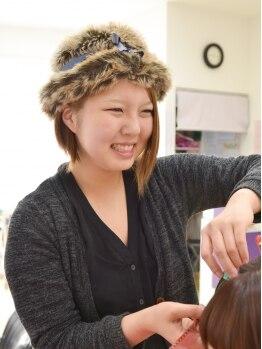 美容室 カラーズ 鶴川店(Colors)の写真/いつでも【弱酸性パーマ+カラー+カット¥10000!!】髪を傷ませない『弱酸性パーマ』★やわらかな手触りも◎