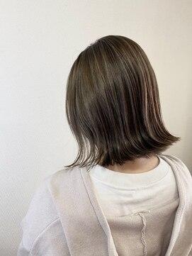 ヘアハウス ルアナ(Hair House Luana by NYNY)細めハイライト